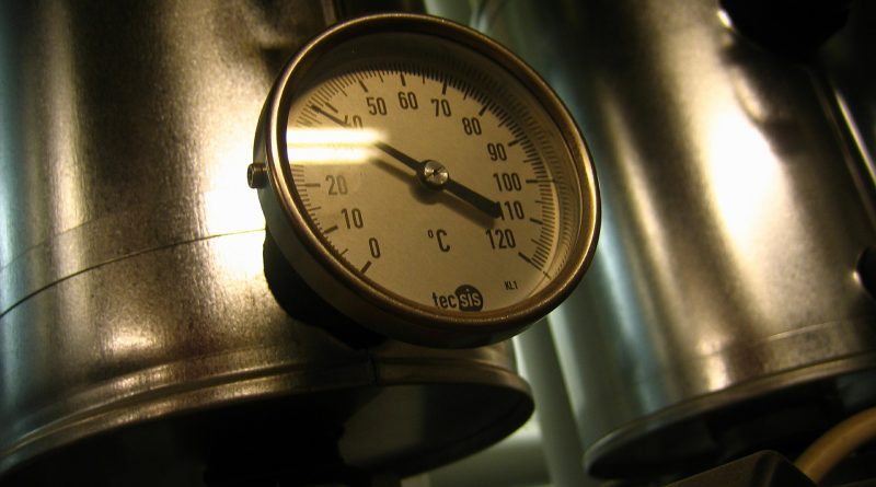 brûleur gaz industriel
